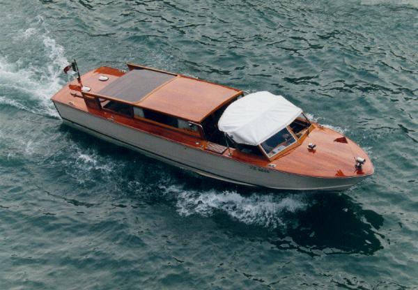 bateaux taxi venise